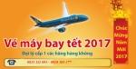 Những chuẩn bị để mua vé máy bay tết 2017 dễ dàng