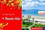 Vé máy bay tết 2017  đi Thanh Hóa giá rẻ